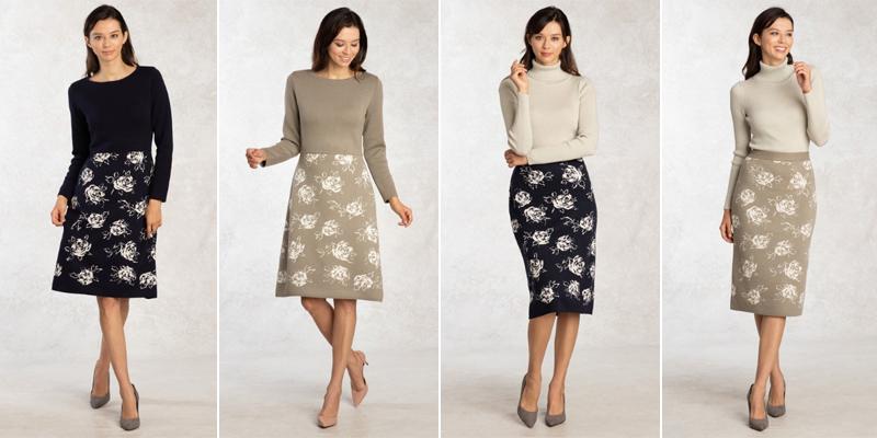 rose-knit