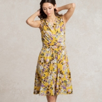 Dramatic Yellow Marilyn Dress - https://kayme.com/aijc-yellow-marilyn-dress.html
